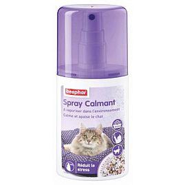 spray environnement calmant chat 125ml au rayon chats arbres chat la boutique pour animaux. Black Bedroom Furniture Sets. Home Design Ideas