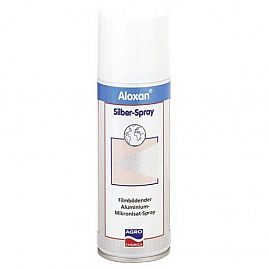 Spray argent Aloxan au rayon Cheval, Les soins - Antiparasitaire