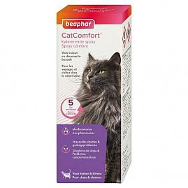 CatComfort Spray Calmant pour Chat au rayon Chats, Transport - Cages