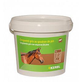 Onguent gris goudron de pin au rayon cheval les soins la boutique canishop - Goudron de pin ...
