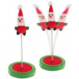CHAT PERE NOEL au rayon Chats, Jouets - Jouets