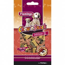 CHEW'N SNACK TRAINING MIX 150 GR au rayon Chiens, Friandises - Snacks