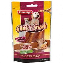 CHICK'N SNACK TWISTED STICK 55g au rayon Chiens, Friandises - Snacks