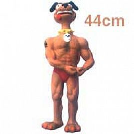STRONG DOG 44cm au rayon Chiens, Jouets - Latex