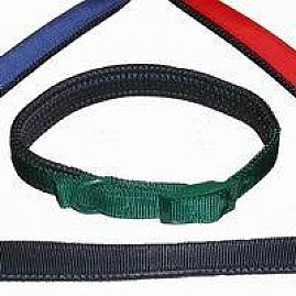 COLLIER NYLON CONFORT  au rayon Chiens, Sellerie - Nylon Confort