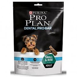 PRO PLAN Dental ProBar Small&Mini 2-7Kg au rayon Chiens, Friandises - Snacks