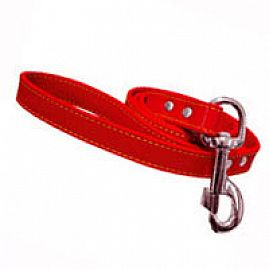 LAISSE CUIR au rayon Chiens, Sellerie - Strass