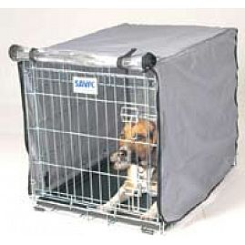 HOUSSE DOG RESIDENCE au rayon Chiens, Transport - Cages Pliantes